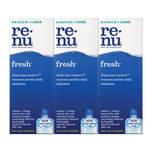 Bausch & Lomb Renu Fresh Triple Pack