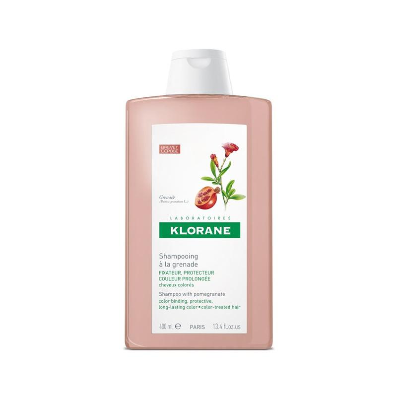 Klorane Pomegrante Shampoo, 400ml