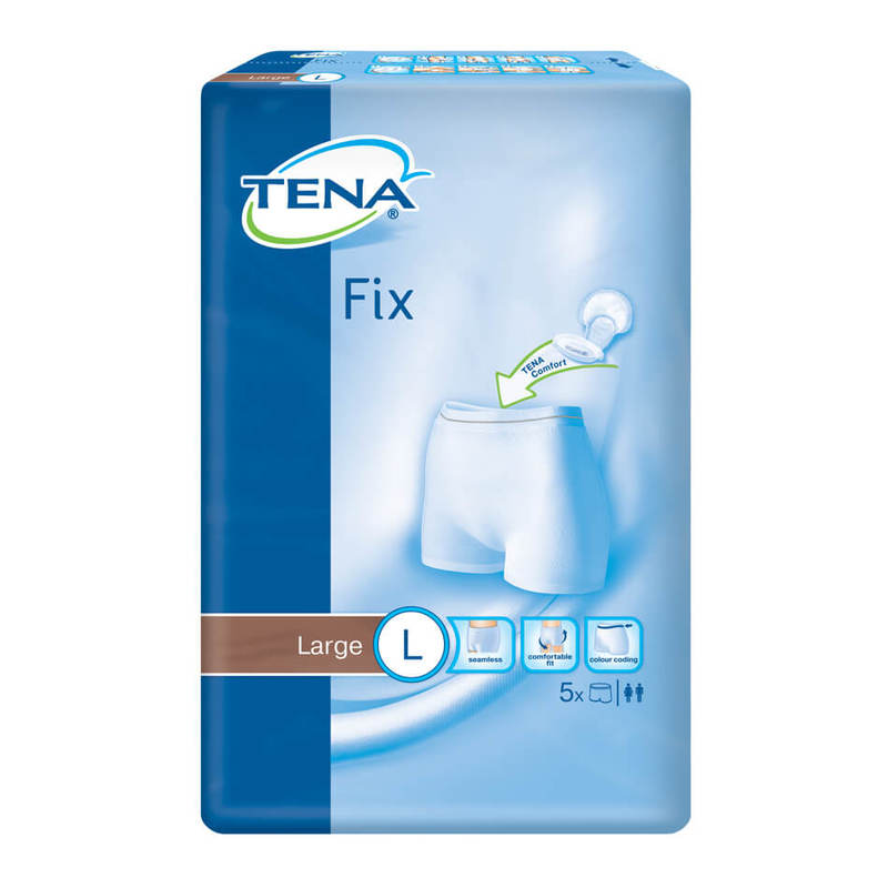 TENA Pants Normal Unisex Adult Diapers - L