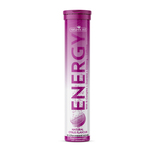 Natures Aid Energy Effervescent (With Guarana, Ginseng, Caffeine & B Vitamins) 20 tabs