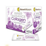 New Moon Inner Radiance Collagen Powder, 6.2g x 15pcs