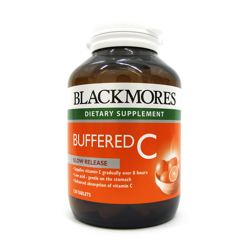 Blackmores Buffered C, 120 tablets