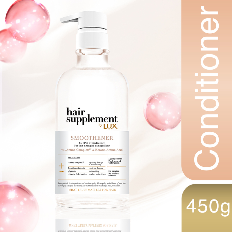 Hair Supplement by Lux Tmt Smoothener 450g