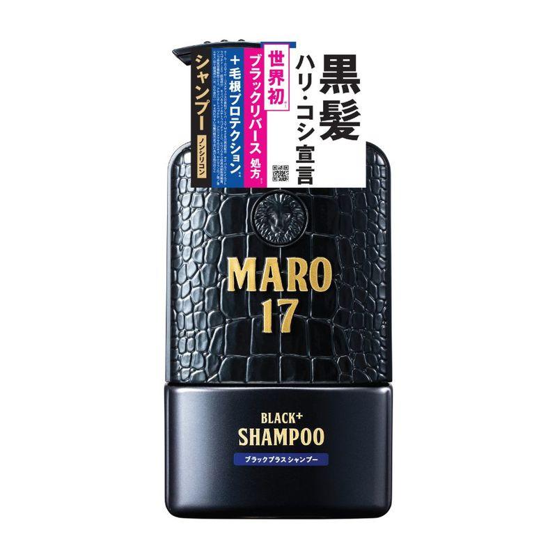 Maro 17 Black Plus Shampoo, 350ml