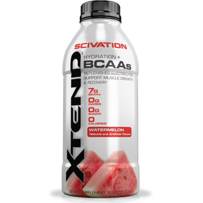 Scivation Xtend BCAA Watermelon Drink, 500ml