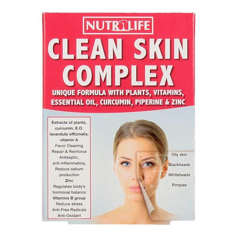 NutriLife Clean Skin Complex