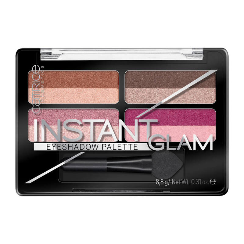 Catrice Instant Glam Eyeshadow Palette 010 It's a Match