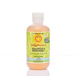 California Baby Eucalyptus Shampoo&Body Wash 251mL