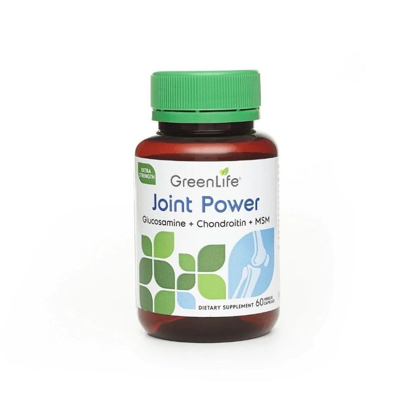 GreenLife Joint Power, 60 capsules