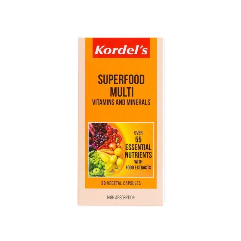 Kordel's Superfood Multi Vitamins and Minerals 90s
