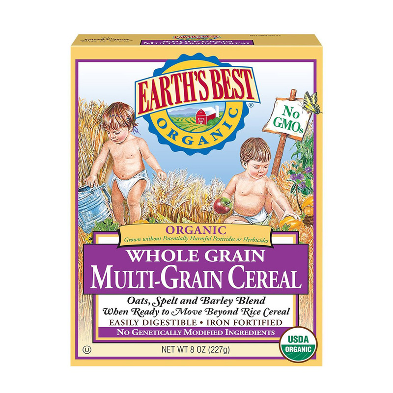 Earth's Best Multi-Grain Cereal 227g