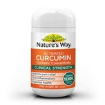 Nature's Way Activated Curcumin Turmeric Concentrate, 30 tablets