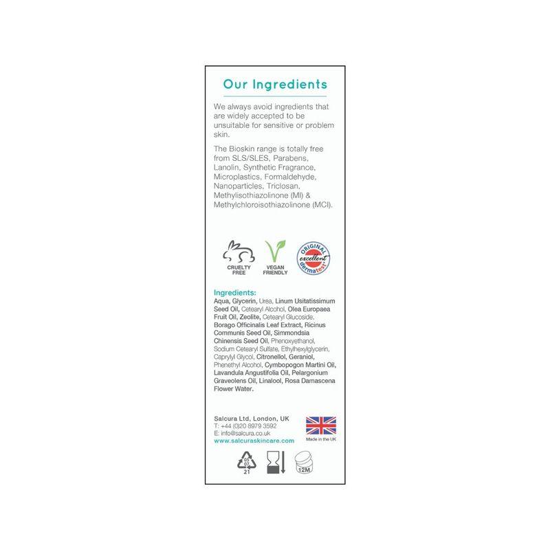 Salcura Bioskin Zeoderm 50mL