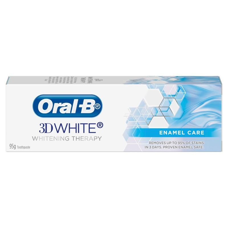 Oral-B 3D White Whitening Therapy Enamel Care , 95g