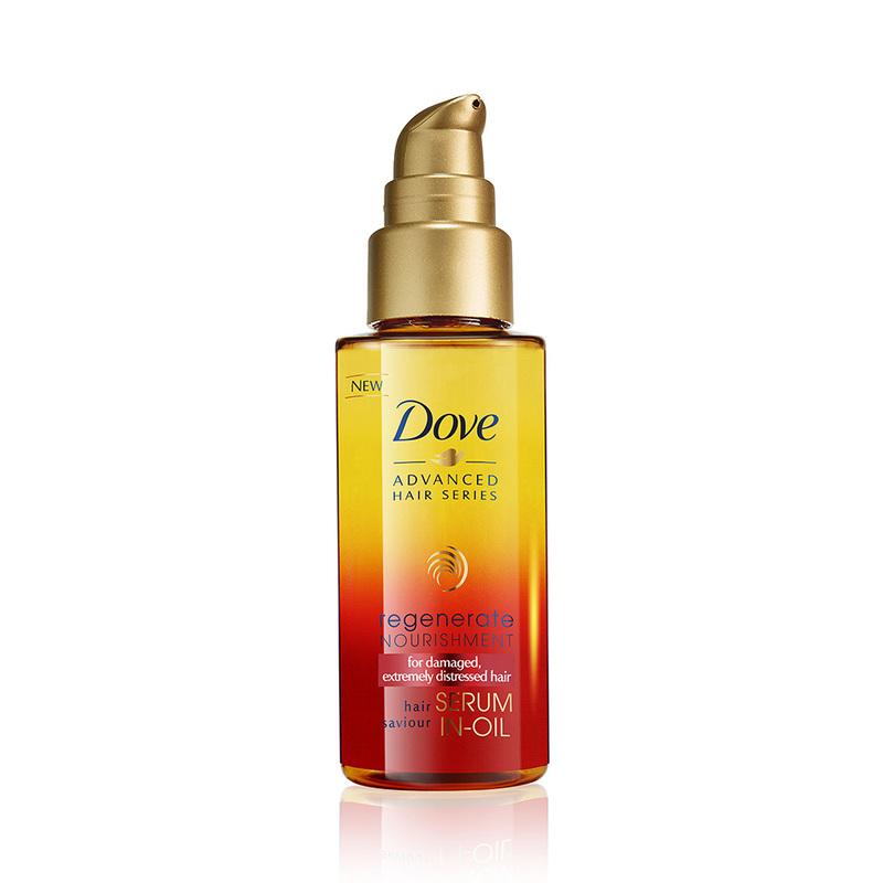 Dove Advanced Hair Series Regenerative Nourishment Serum-in-Oil, 50ml