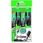 Darlie Charcoal Clean Toothbrush x4pcs