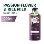 Herbal Essences NOURISH Passion Flower & Rice Milk Conditioner, 400ml