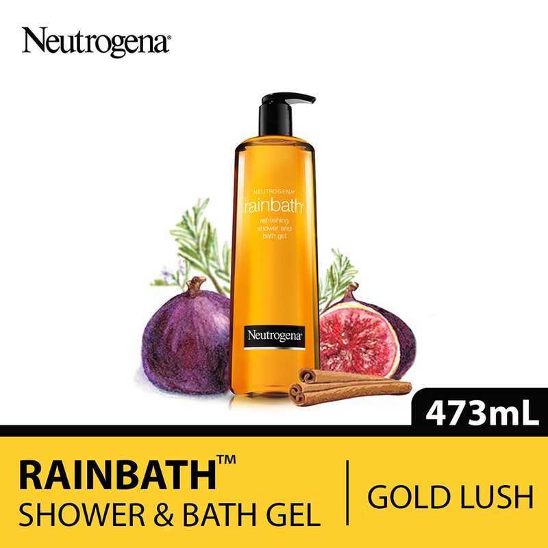 Neutrogena Rainbath Refreshing Shower and Bath Gel, 473ml