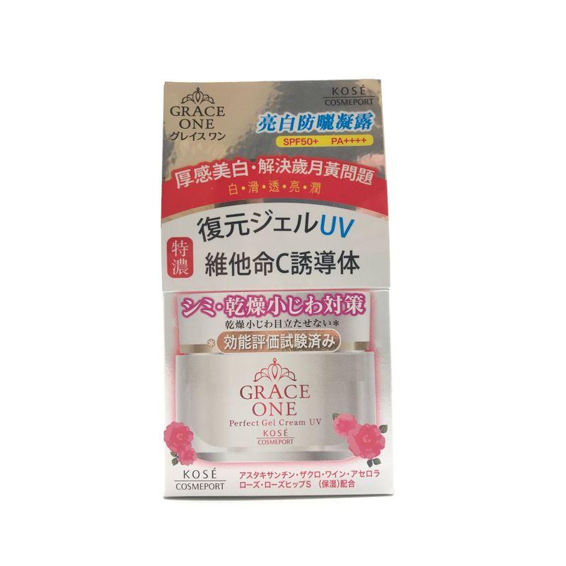 Kose Cosmeport Grace One Whitening Repair Gel (SPF50+) 100g