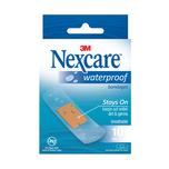 Nexcare Waterproof Strips, 10pcs