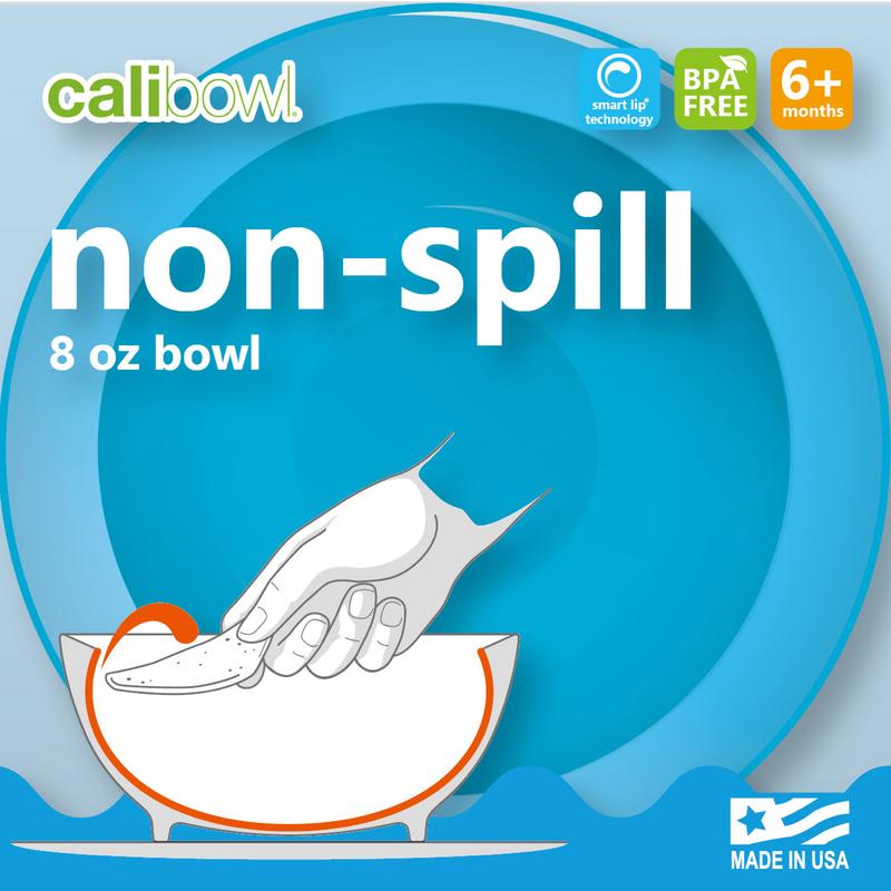 Calibowl 8oz Mini Bowl (Light Blue)180g