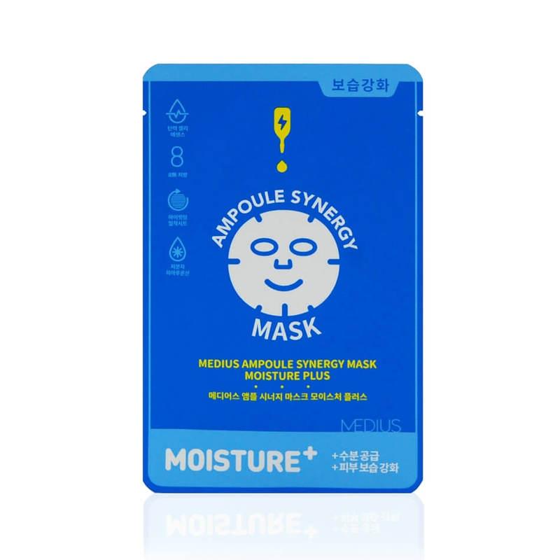 Medius Ampoule Synergy Mask Moisture Plus