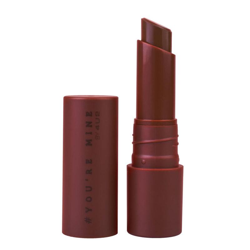 4U2 You're Mine Matte Lipstick No. 13 My Honey Bunny