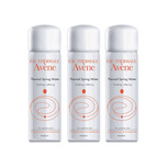 Avene Trio Thermal Spring Water Spray Set Triple Pack, 3x50ml