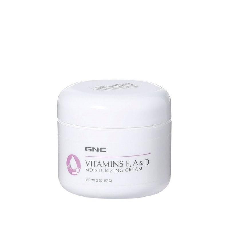 GNC Vitamin E A&D Moist Cream 57g