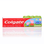 Colgate Peppa Pig Sparkle Toothpaste For 2-5yo Kids 80g