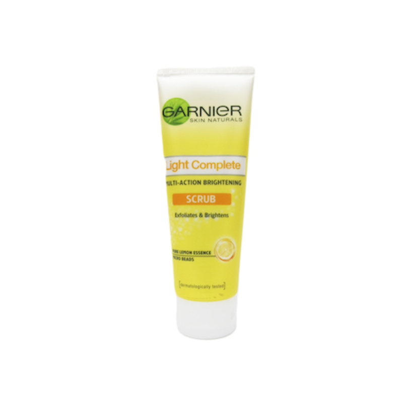 Garnier Light Complete Scrub, 100ml