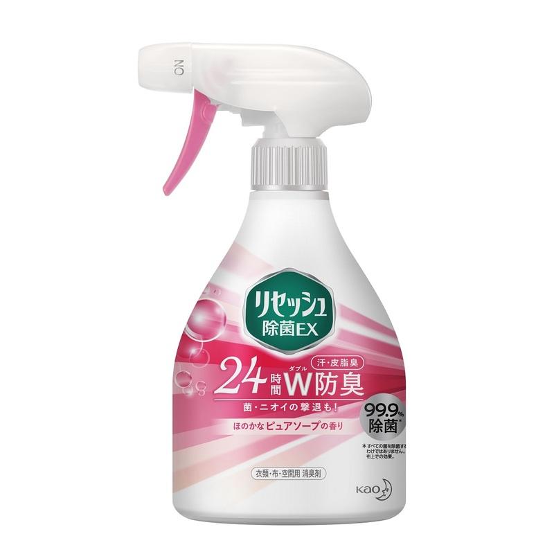 Resesh Fabric Anti Bacterial Spray Soap 370ml