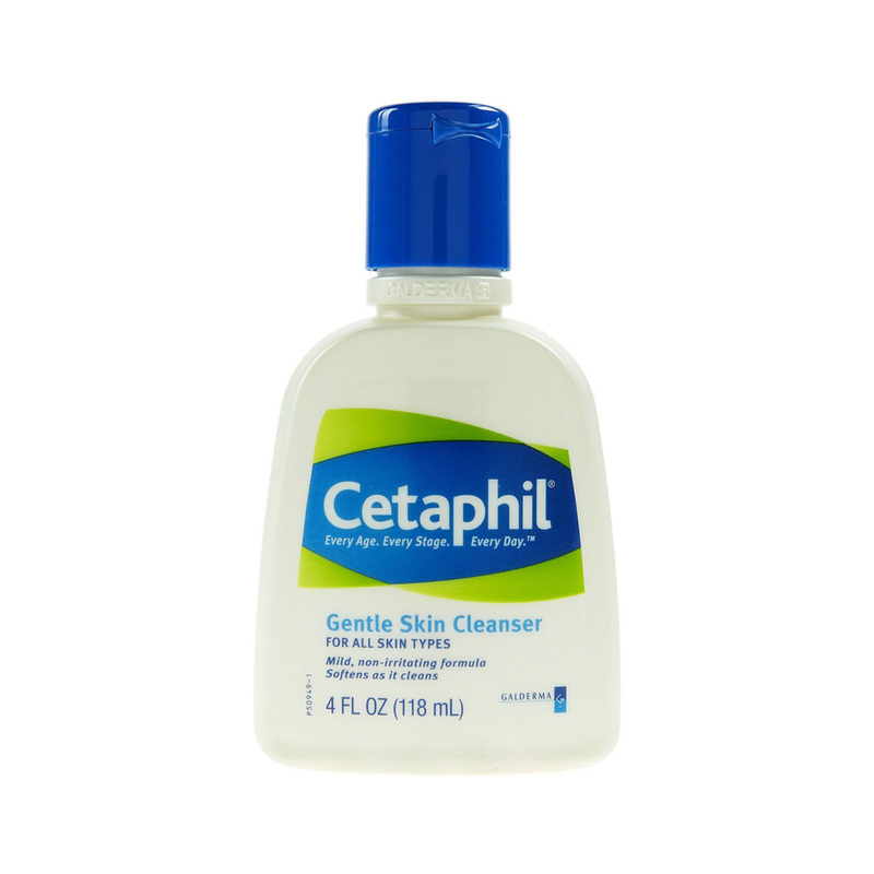 Cetaphil Gentle Skin Cleanser, 4oZ