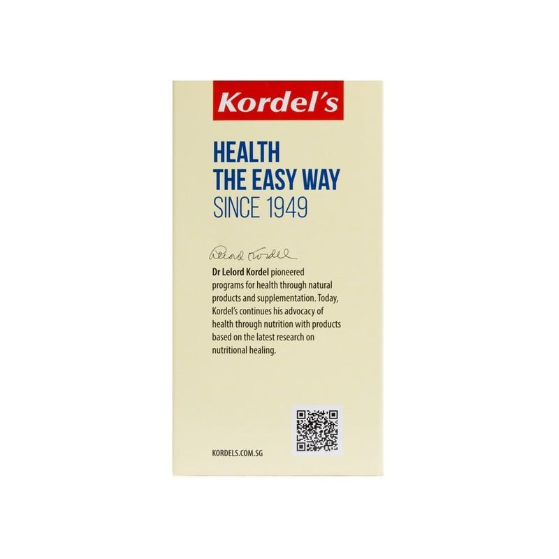 Kordel's Evening Primrose Oil 1000mg + E 200IU, 180+90 softgels