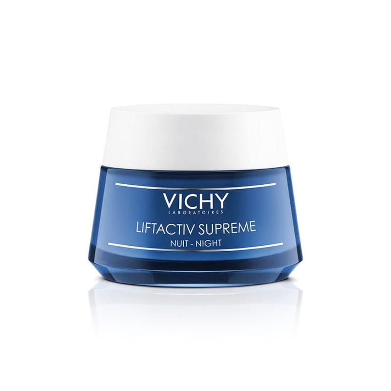 Vichy Liftactiv Night Complete Anti-Wrinkle & Firming Care, 50ml