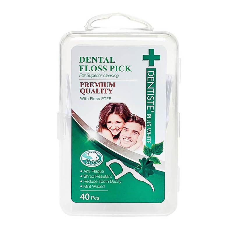 Dentiste Dental Floss Pick 40's