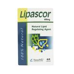 Lipascor Natural Lipid Regulating Agent, 60 capsules