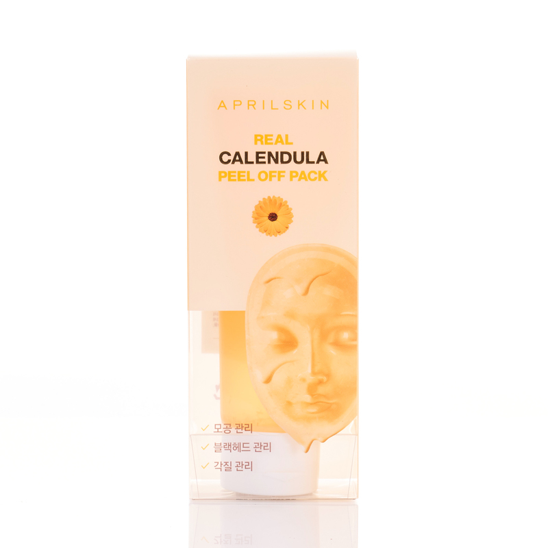 Aprilskin Real Calendula Peel Off Pack 100g