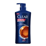 Clear Men Anti Hair Fall Anti Dandruff Shampoo, 650ml