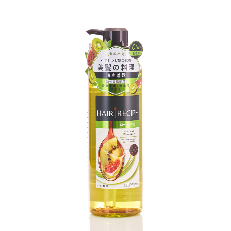 Hair Recipe Kiwi Fig Sh530mL