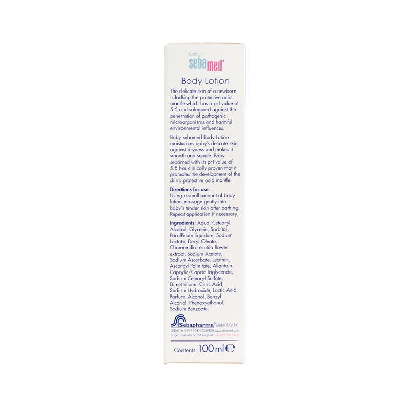 Sebamed Baby Lotion 100mL