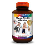 Holistic Way Mega Multi Once A Day (60 Tablets)
