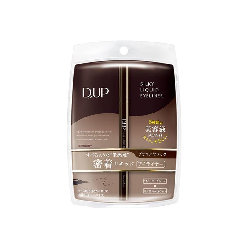 Dup Silky Eyeliner Black