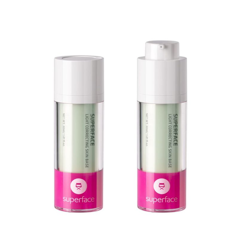 Superface Light Correcting Skin Base 02 Lime Green 30g