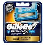 Gillette Fus Pro Chill Blades 4blades