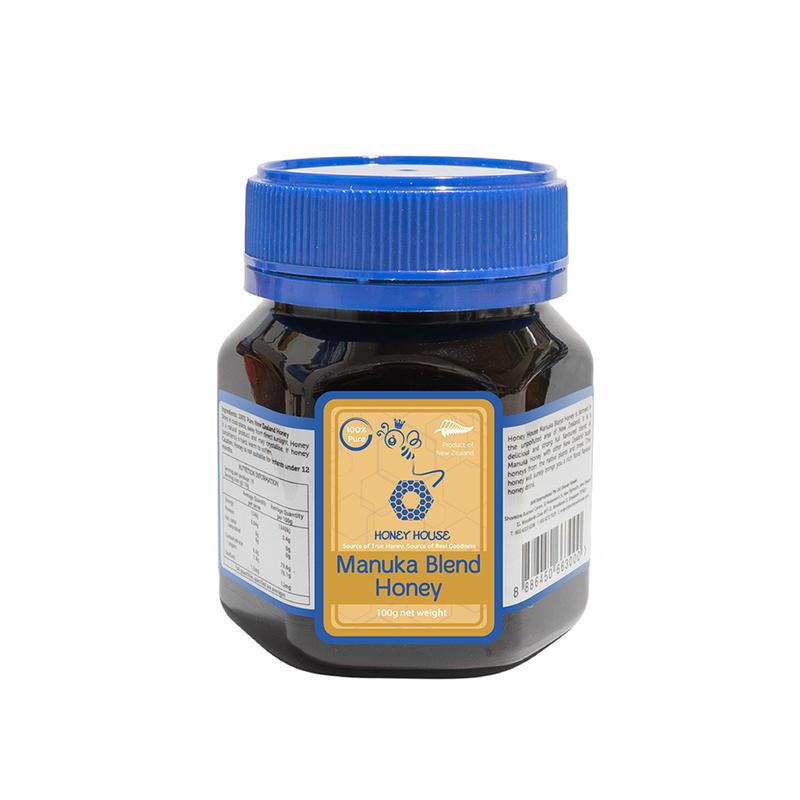 Honey House Manuka Blend Honey, 100g