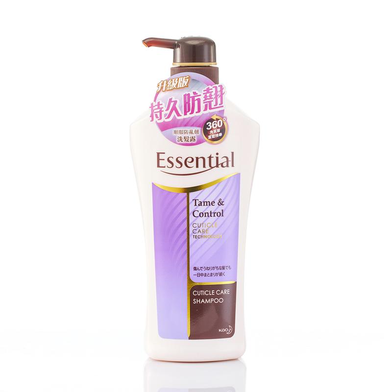 Essential Tame & Control Shampoo 700mL
