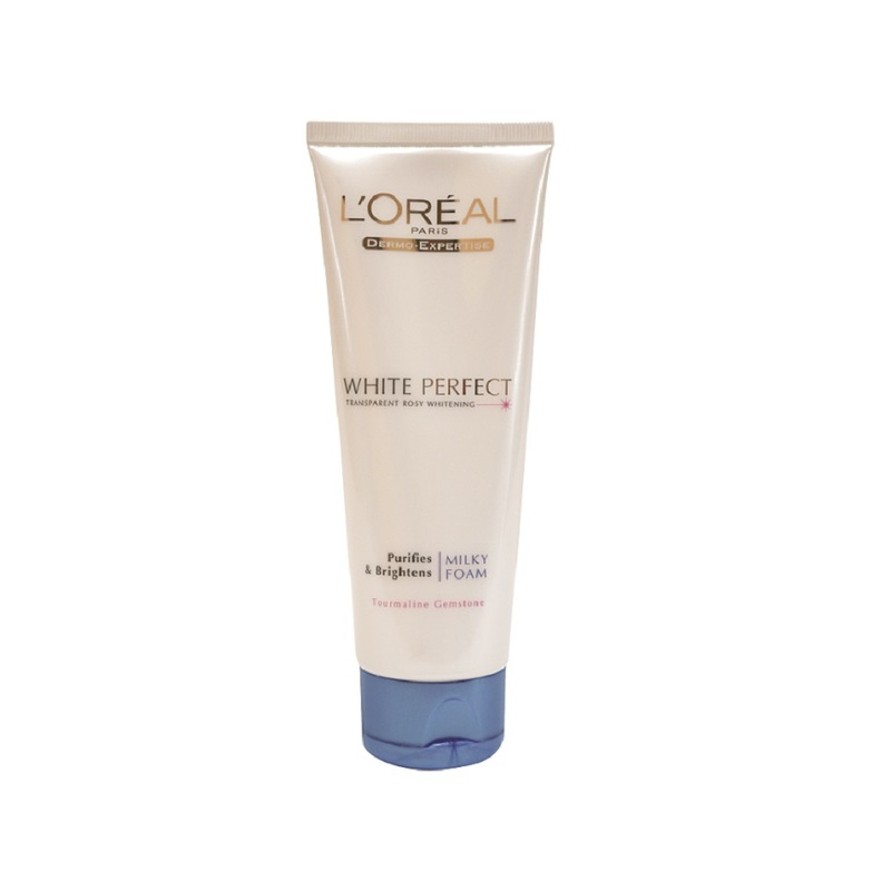 L'Oreal Dermo-Expertise White Perfect Purifying & Brightening Milky Foam, 50ml