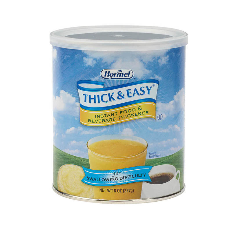 Thick & Easy Instant Food & Beverage Thickener, 227g