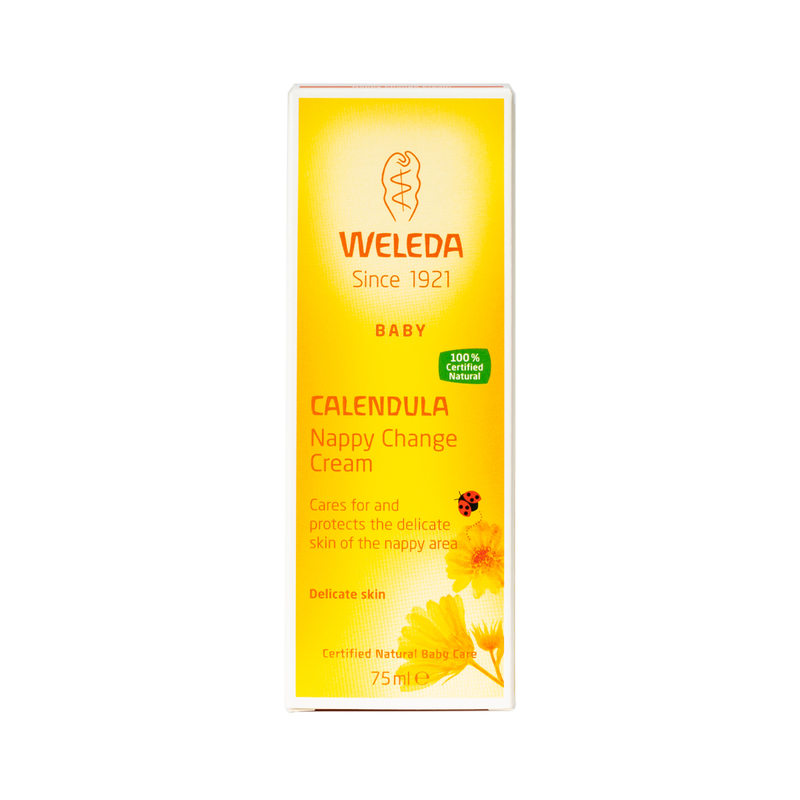 Weleda Calend Nappy Change Cream 75mL
